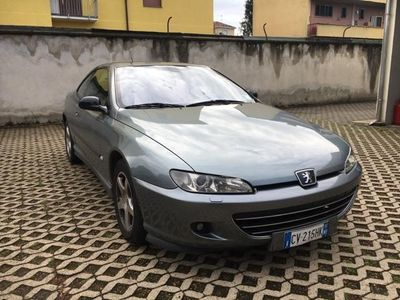 used Peugeot 406 Coupe 2.2 16V HDi cat FAP