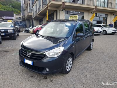 usata Dacia Lodgy 1.5DCI 110CV LAUREATE - 2012