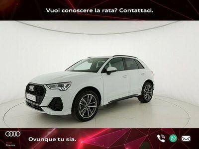 usata Audi Q3 40 2.0 tfsi S line edition quattro s-tronic