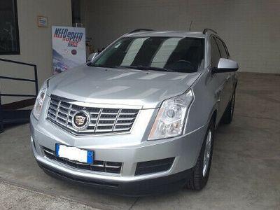 usata Cadillac SRX 3.6 Luxury Automatik Full 4wd