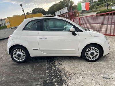 usata Fiat 500 1.2 Lounge, tettuccio apribile, you and me