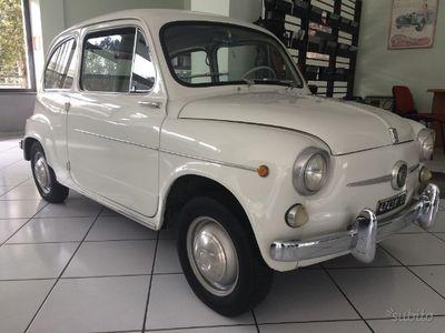 käytetty Fiat 600D 1964, Perfetta, iscritta ASI