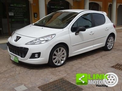 usata Peugeot 207 1.6 156 CV THP 5 PORTE