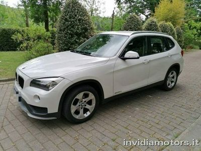 usata BMW X1 sDrive16d Sport Line Automatica Navi