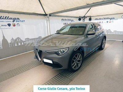 brugt Alfa Romeo Stelvio 20 turbo benzina 280 cv at8 q
