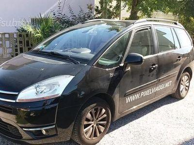 usata Citroën C4 Picasso gran 7 posti gpl