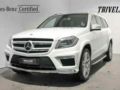 usata Mercedes GL350 GL 350BlueTEC 4matic Premium
