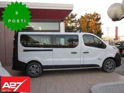 usata Fiat Talento 1.6 TwinTurbo MJT 125CV PASSO LUNGO-TN Combi 12q