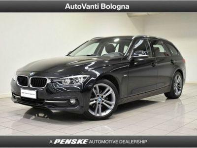 usata BMW 318 Serie 3 (F30/F31) d Touring Sport