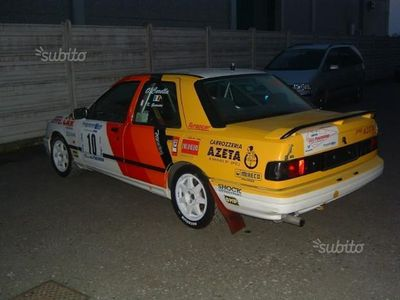 brugt Ford Sierra Cosworth 4x4 4wd gr.N