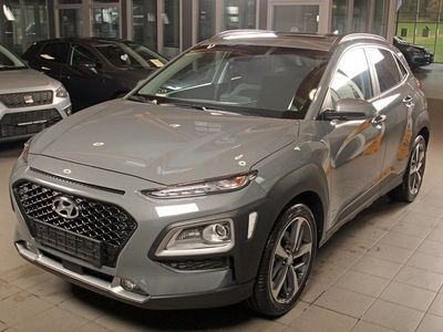 usata Hyundai Kona 1.6 T-gdi 4wd At Premium, Schiebedach, Led, Kamera, Dab, Navi