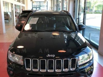 used Jeep Compass 2.2 CRD Limited 4WD rif. 11428193