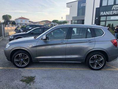usata BMW X3 xDrive20d M-SPORT auto