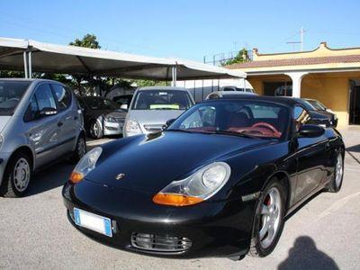 usata Porsche Boxster 2.5i 24v Cat Usato