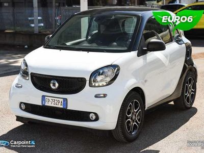 used Smart ForTwo Coupé 1.0 Passion 71cv twinamic my18