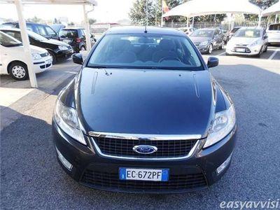 usata Ford Mondeo 2.0 TDCi 163 CV 4 porte NAVIGATORE