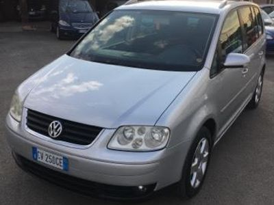 usado VW Touran 1.9 TDI 105CV Anno Fine 2005 Pochi Km CERTIFICATI