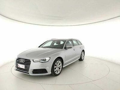 usata Audi A6 avant 2.0 tdi quattro 190cv s-tronic