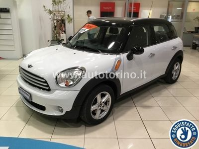 second-hand Mini Cooper D Countryman Cooper D 1.6