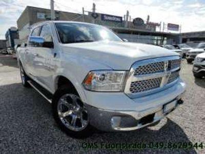 usata Dodge Ram 5.7 HEMI 4X4 CREW CAB LARAMIE GPL Benzina/GPL