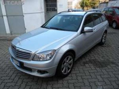 usata Mercedes C200 CDI S.W. BlueEFFICIENCY Diesel