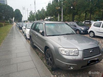 usata Subaru Forester sg 2.0 16v gpl