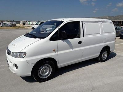 usata Hyundai H 100 2.5 TDI PC Van 3 posti Air