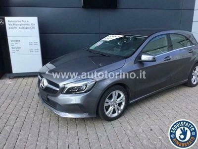 used Mercedes A180 A 180d Sport my16