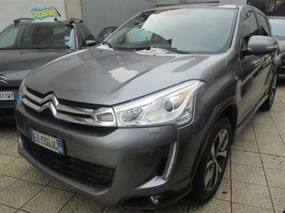 usado Citroën C4 Aircross S&S 4WD EXCLUSIVE
