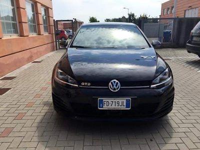 brugt VW Golf GTD
