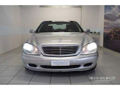 brugt Mercedes S320 CDI