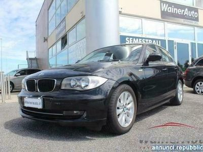 usata BMW 120 d cat 5 porte Attiva DPF CLIMA AUTO FENDI EURO 5A