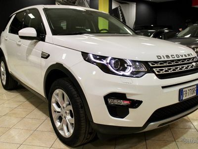 gebraucht Land Rover Discovery Sport 2.0 TD4 180 CV HSE UNIPROP - XENO/LED