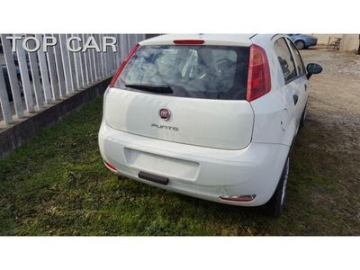 usata Fiat Punto 1.2 8V 5 porte Street