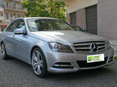 usata Mercedes C200 ClasseCdi Blueefficiency Avantgarde Usato