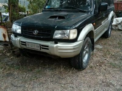 usata Hyundai Galloper - 1998
