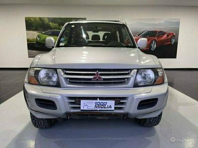 usata Mitsubishi Pajero 2.5 tdi GLX 115cv 3p