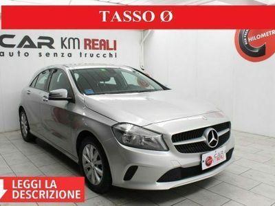 usata Mercedes A180 [ d Executive (GARANZIA 24 MESI) ]