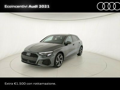 usata Audi A3 Sportback 30 1.0 tfsi S line Edition
