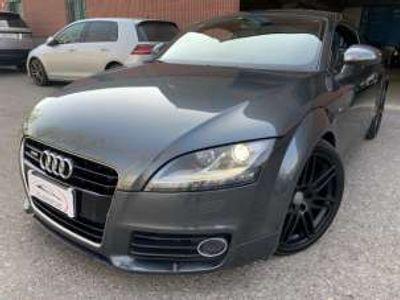 usata Audi TT S-LINE S tronic Benzina
