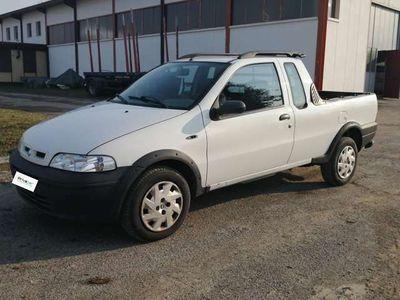 usata Fiat Strada 1.9 JTD Pick-up Cabina Lunga OK NEOPATENTATI