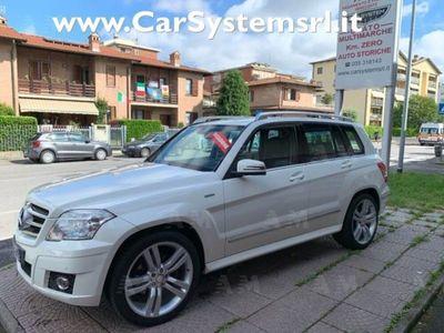 usata Mercedes GLK250 CDI 4Matic BlueEFFICIENCY Premium UN PROPRIETARIO rif. 12898877