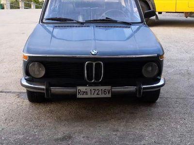 używany BMW 2002 turing anni 70