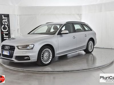 usado Audi A4 Avant 2.0 TDI 190cv auto S line Navi ...