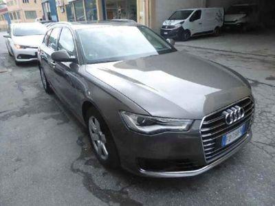 używany Audi A6 Avant 2.0 TDI 190 CV ultra S tronic Business Plus usato