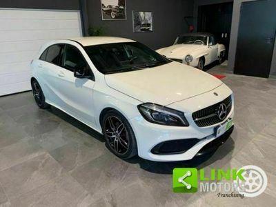 usata Mercedes A180 B 180d Premium