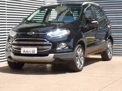 brugt Ford Ecosport 1.5 TDCi 90 CV Titanium
