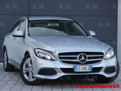 usata Mercedes 220 Classe C Station WagonBlueTEC Automatic Business usato