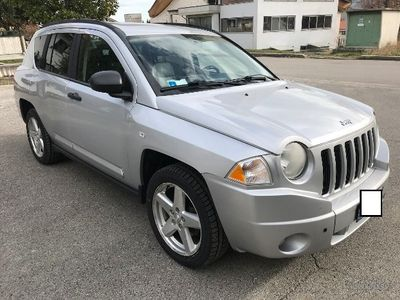 usado Jeep Compass 4WD 2.0CRD Limited immat 2010