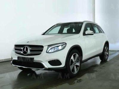 usata Mercedes E250 GLC suv d 4Matic Exclusive del 2019 usata a Torri di Quartesolo